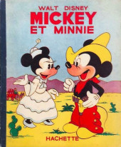 Mickey (Hachette) -24- Mickey et Minnie