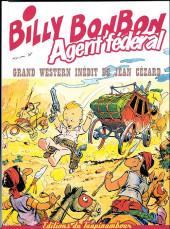 Billy Bonbon -4- Agent fédéral