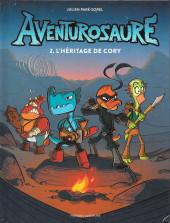 Aventurosaure -2- L'héritage de Gory
