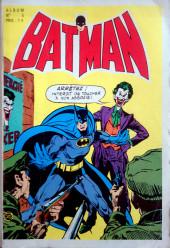 Batman Bimestriel (Sagédition) -REC05- Album n°5