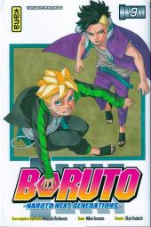 Boruto - Naruto Next Generations -9- Ca ne dépendra que de toi !