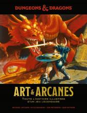Dungeons & Dragons -HS- Art & Arcanes