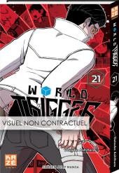 World Trigger -21- Tome 21