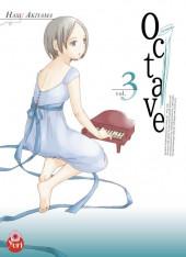 Octave (Akiyama) -3- Tome 3