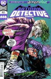 Detective Comics (1937), Période Rebirth (2016) -1023- Prelude to Joker War - Joker hears a who ?!