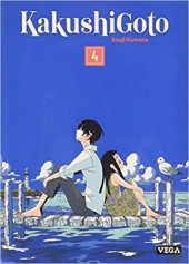 Kakushigoto -4- Tome 4