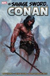 Savage Sword of Conan The Barbarian (The) (1974) -INT01- Savage Sword Of Conan The Original Marvel Years Omnibus Vol. 1