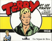 Terry et les pirates (Futuropolis) -6- Vol.6 - 1938
