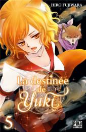 La destinée de Yuki -5- Tome 5