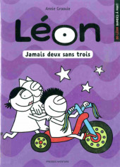 Léon, bandes à part -2- Jamais deux sans trois