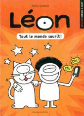 Léon, bandes à part -3- Tout le monde sourit!