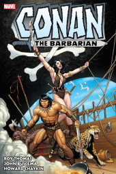 Conan the Barbarian Vol 1 (Marvel - 1970) -OMN03- Conan The Barbarian: The Original Marvel Years Omnibus Vol. 3