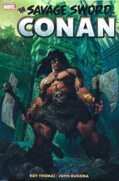 Savage Sword of Conan The Barbarian (The) (1974) -INT02- Savage Sword Of Conan: The Original Marvel Years Omnibus Vol. 2