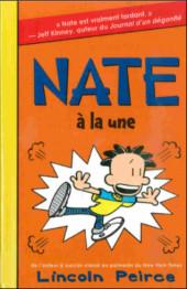 Nate -8- Nate à la une