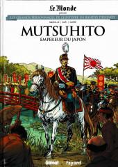 Les grands Personnages de l'Histoire en bandes dessinées -39- Mutsuhito, empereur du Japon