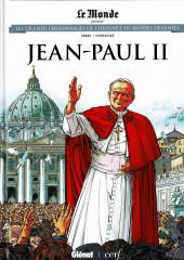 Les grands Personnages de l'Histoire en bandes dessinées -38- Jean-Paul II