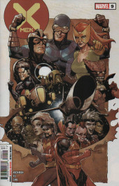 X-Men Vol.5 (Marvel comics - 2019) -9- The King Egg