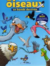 Oiseaux en bande dessinée (les) -1- Tome 1