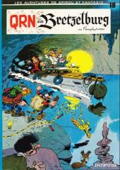 Spirou et Fantasio -18b1982- QRN sur Bretzelburg