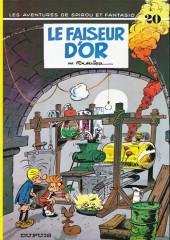 Spirou et Fantasio -20b1982- Le faiseur d'or