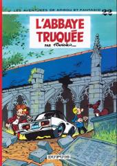 Spirou et Fantasio -22a1980- L'abbaye truquée