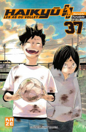 Haikyu !! Les As du Volley -37- Tome 37