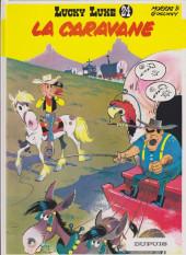 Lucky Luke -24e2001- La caravane