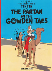 Tintin (en langues étrangères) -9Ecossais- The partan wi the gowden taes