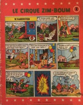 Le cirque Zim-Boum -2- Tome 02
