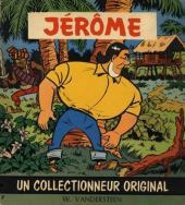 Jérôme -7- Un collectionneur original