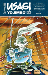 Usagi Yojimbo (1996) -INT01- The Usagi Yojimbo Saga Book 1