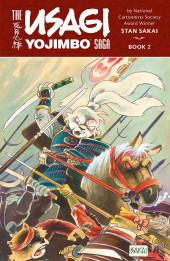 Usagi Yojimbo (1996) -INT02- The Usagi Yojimbo Saga Book 2