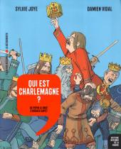 Histoire dessinée de la France -5- Qui est Charlemagne ? - De Pépin le Bref à Hugues Capet