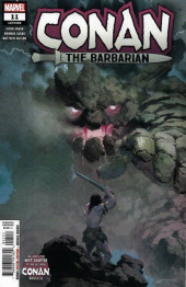 Conan the Barbarian Vol 3 (Marvel - 2019) -11A- The Life & Death of Conan: part eleven - By Crom