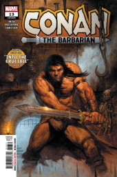 Conan the Barbarian Vol 3 (Marvel - 2019) -13A- Into the Crucible: part one - The People's Champion
