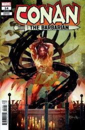 Conan the Barbarian Vol 3 (Marvel - 2019) -14B- Into the Crucible: part two - The Great Crucible