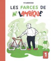 Les farces de Monsieur Lambique -1- Tome 1