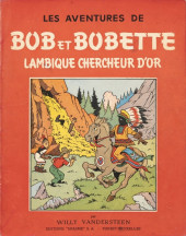 Bob et Bobette -1- Lambique chercheur d'Or