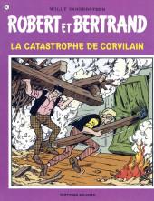 Robert et Bertrand -14- La catastrophe de Corvilain