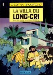 Tif et Tondu -8a1983- La villa du long-cri