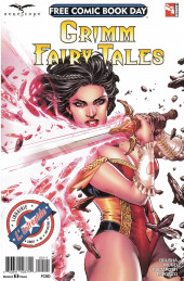 Free Comic Book Day 2017 (France) - Grimm Fairy Tales