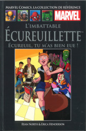 Marvel Comics - La collection (Hachette) -157117- L'Imbattable Ecureuillette - Ecureuil, tu m'as bien eue!