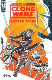 Star Wars Adventures - The Clone Wars - Battle Tales -1- Week One