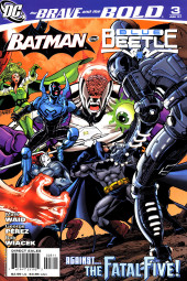 Brave And the Bold Vol.3 (The) (DC comics - 2007) -3- Against... the Fatal Five!