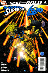 Brave And the Bold Vol.3 (The) (DC comics - 2007) -4- Issue # 4