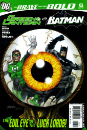 Brave And the Bold Vol.3 (The) (DC comics - 2007) -6- The Evil Eye of the Luck Lords!