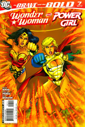 Brave And the Bold Vol.3 (The) (DC comics - 2007) -7- Issue # 7