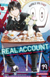 Real Account -19- Tome 19