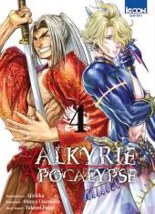 Valkyrie Apocalypse -4- Tome 4