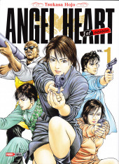 Angel Heart - 1st Season -1a2020- Vol. 1